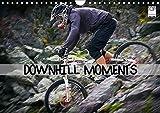 Downhill Moments (Wandkalender 2017 DIN A4 quer): Downhill.Bergabfahrt extrem (Monatskalender, 14 Seiten) (CALVENDO Sport)