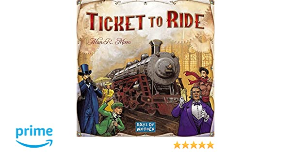 Buy asmodee ticket to ride multi color online at low prices in buy asmodee ticket to ride multi color online at low prices in india amazon fandeluxe PDF