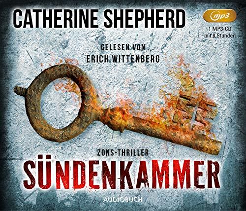 Sündenkammer (Zons-Thriller, ungekürzte Lesung auf 1 MP3-CD) (Cd Auf Hörbücher)