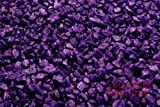 Aqua D´ella Aquarium Kies URBAN PURPLE 2kg Ø 6-9mm