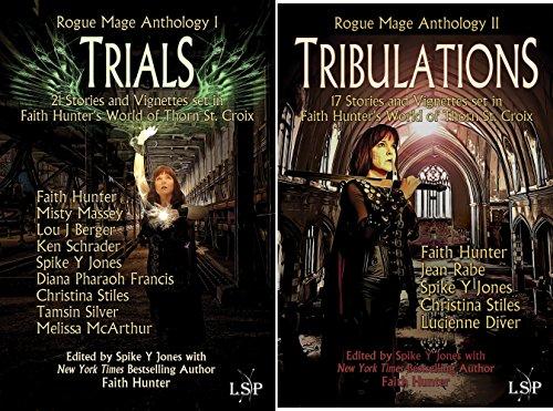 Rogue Mage Anthology (2 Book Series) thumbnail