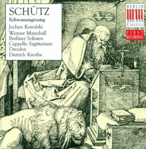 Heinrich Schütz: Schwanengesang (Berlin Radio Children's Choir)