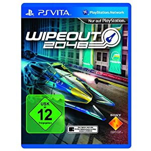 Wipeout 2048 – [PlayStation Vita]
