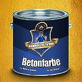 Goldmeister Farben Betonfarbe Fassadenfarbe hochelastische Kunststoffbeschichtung Abrieb-