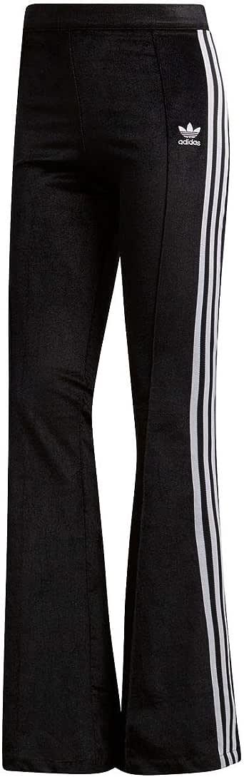 adidas pantaloni a zampa