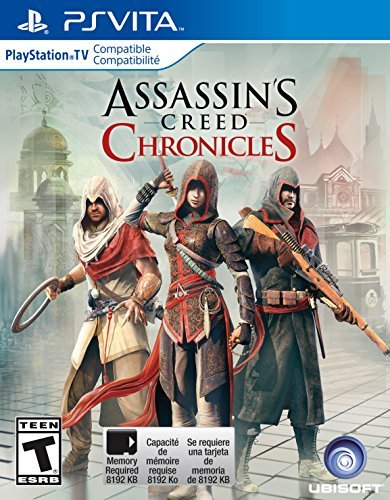 Assassin's Creed Chronicles - PlayStation Vita by Ubisoft (Assassin Creed Vita)