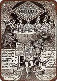 Froy 1879 Ross'S Ginger Ale Belfast Wand Blechschild Retro
