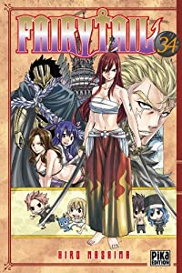Fairy Tail Edition simple Tome 34