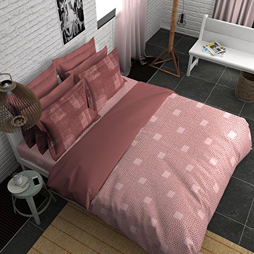 Boutique Living India 300Tc King Size Cotton Printed with 2 Pillow Cover Bedsheet Set-(274cm x 274cm) The Gentelman Studio - Buy Online Bedsheet