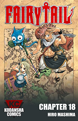 Fairy Tail #18 (English Edition)