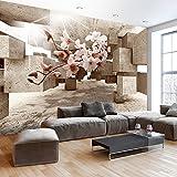 murando - Fototapete 3D 400x280 cm - Vlies Tapete - Moderne Wanddeko - Design Tapete - Wandtapete - Wand Dekoration - optische Täuschung...