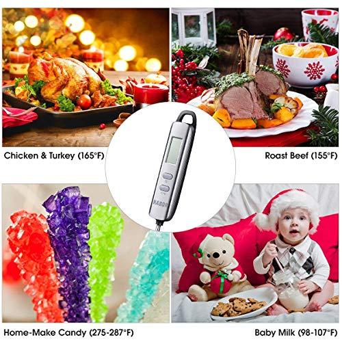 Zoom IMG-3 habor termometro cucina digitale 5s