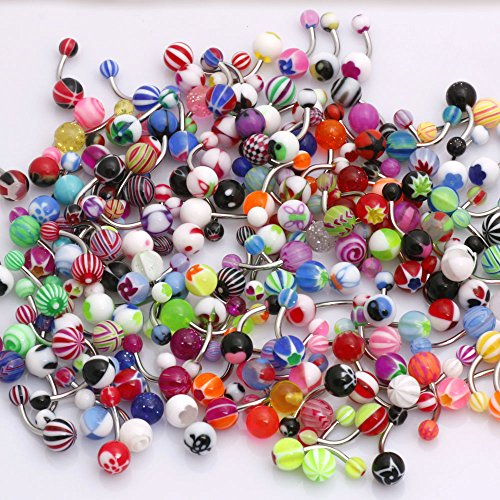 bigtree-hanging-kit-belly-button-navel-ring-bars-body-piercing-jewelery-rings-makeup-lot-of-50