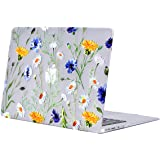 Galaxy Marmor mit Displayschutz Plastik Hartschale H/ülle mit Passender Farbe Tastaturschutz EU-Layout A1369 // A1466, 2010-2017 Version MOSISO H/ülle Kompatibel mit MacBook Air 13 Zoll