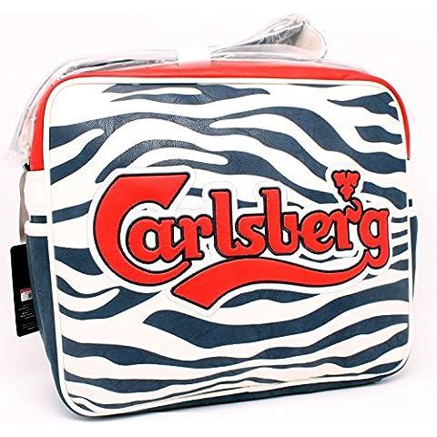 Tracolla Jungle Fantasy Zebra Carlsberg