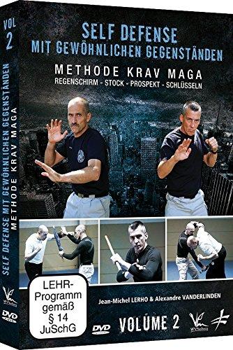 Krav Maga Self Defense mit gewöhnlichen Gegenständen Vol.2 Volle Ipod