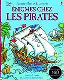 Image de Enigmes chez les pirates - Autocollants Usborne
