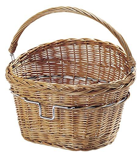 Rixen und Kaul KLICKfix Weidenkorb - Einkaufskorb Beige