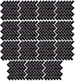 infactory Fliesendekorationen: Selbstklebende 3D-Fliesenaufkleber, Marmor-Optik, 26 x 26cm, 15er-Set (Dekorfliese Selbstklebendefolien)