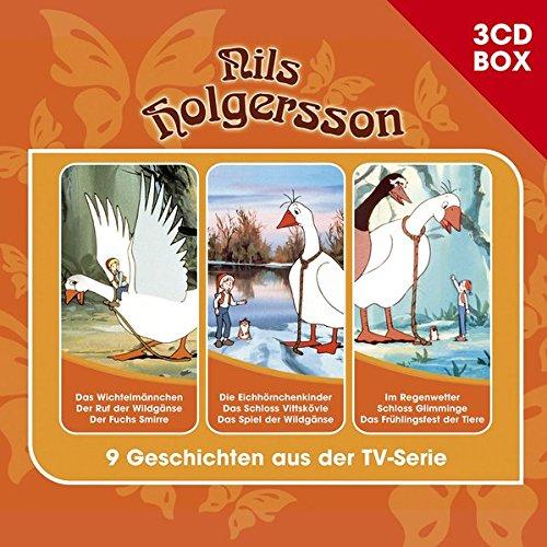 Nils Holgersson / Nils Holgersson - 3CD Hörspielbox Vol. 1 (Studio 100): Alle Infos bei Amazon
