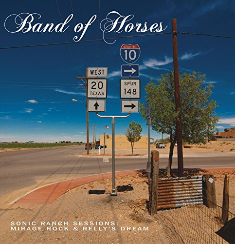 Mirage Rock [Vinyl Single] (Band Of Horses Vinyl)
