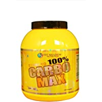 Fit Shadow Starpro 100% Carbo Max Unflavoured 3kg/6.6lbs