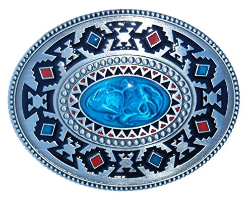 Spirit of Isis B75 Buckle Gürtelschnalle Indian, Native