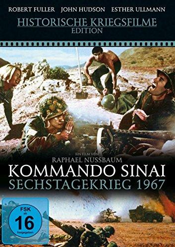 Kommando Sinai - Sechstagekrieg 1967