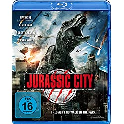 Jurassic City [Alemania] [Blu-ray]