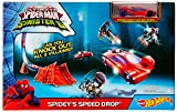 Hot Wheels Marvel Low Price Track Set As...