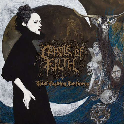 Total Fucking Darkness [Explicit] (Cradle Of Filth Mp3)