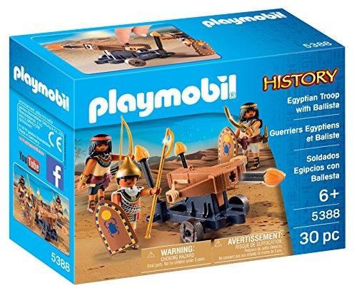 Playmobil - Egipcios con Ballesta 5388