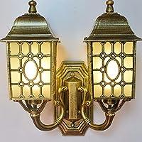 GaoHX European-Style Lampada da parete per illuminazione