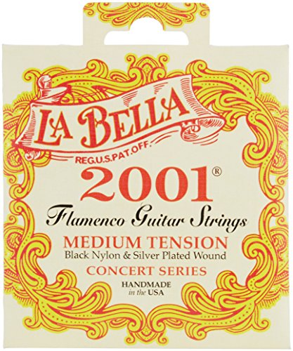 La Bella B2001FM - Juego cuerda flamenco