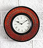 Wooden Embossed painting multicolored Wa...