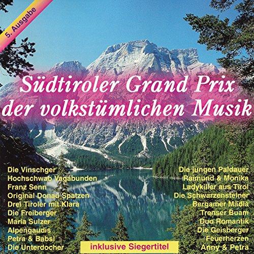 5. Südtiroler Grand Prix der volkstümlichen Musik