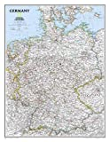 Deutschland: 1:1380000 (National Geographic Reference Map)