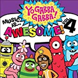Music Is Awesome Volume 4 by Yo Gabba Gabba (2012-10-09)