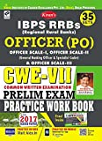 Kiran's IBPS RRBS Officer (Po) CWE VII Preliminary Exam Practice Work Book English - 2233