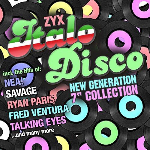 "ZYX Italo Disco New Generation: 7"" Collection"