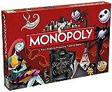 Monopoly Nightmare Before Christmas - English