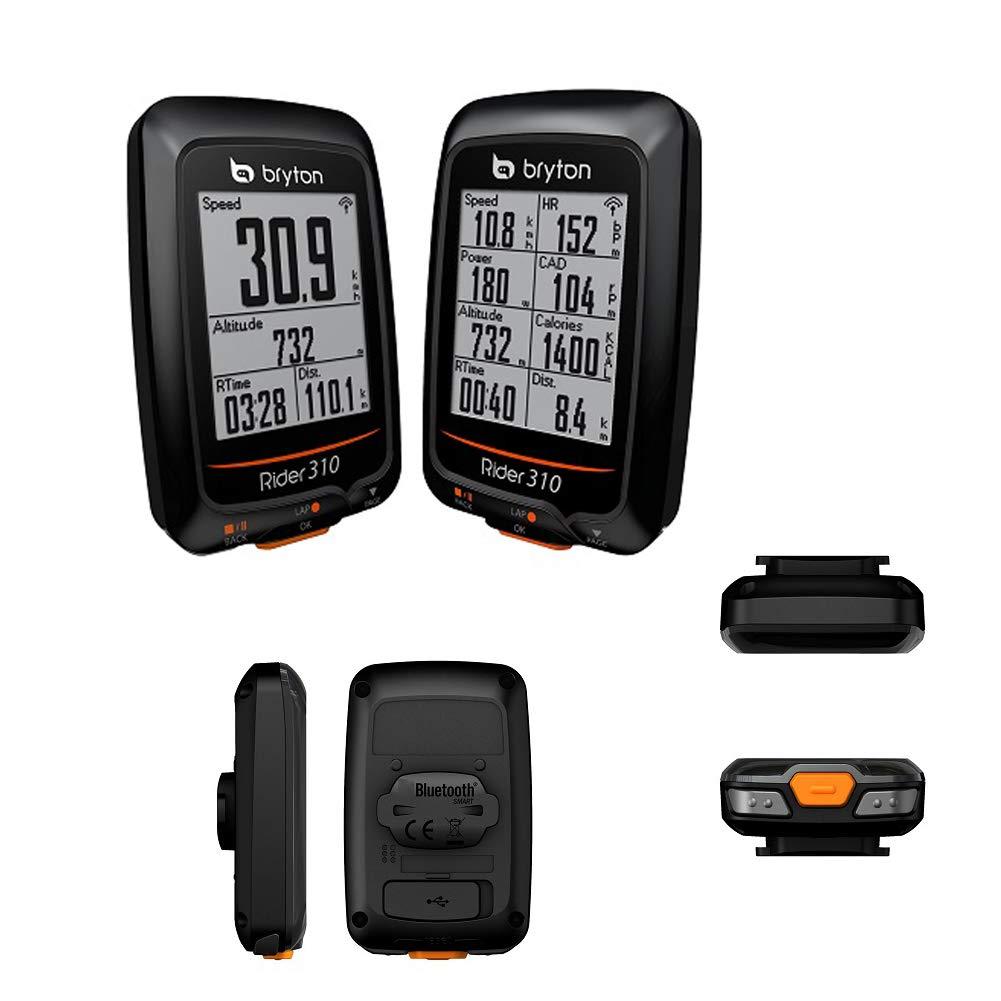 ¨¦quipement de cyclisme et accessoires, Bfyton R310 imperm¨¦able ¨¤ l'eau v¨¦lo ordinateur intelligent GPS v¨¦lo tachym¨¨tre odom¨¨tre