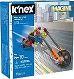 Ensemble de construction de voiture Rocket Imagine K'NEX - Motocycle