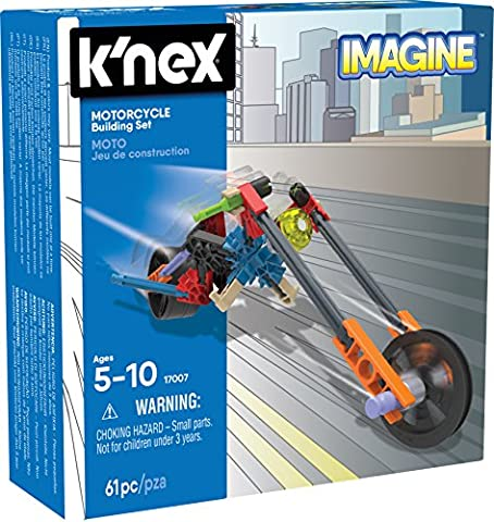 K'Nex - 34333 - Jeu de Construction - Motocycle