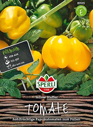 Tomaten, 'Yellow Stuffer'