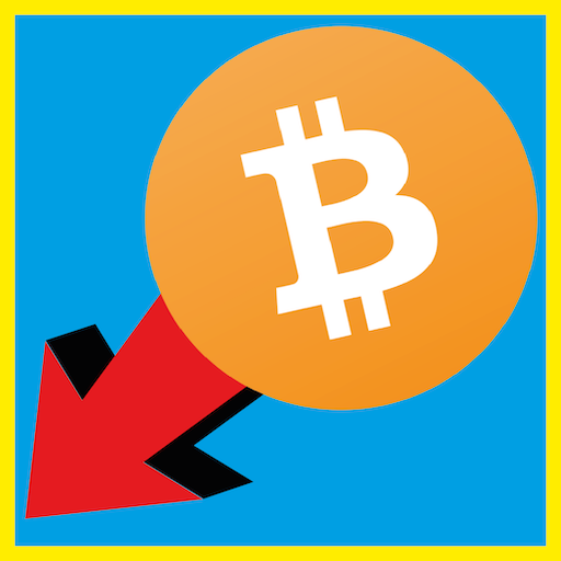 Bitcoin Fall Down - Free Game -
