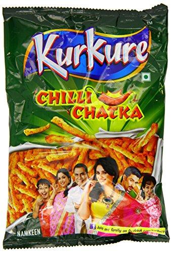 kurkure Chilli chataka (Pack von 6)