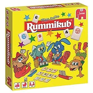 Rummikub Mein erstes Niños Juego de táctica - Juego de Tablero (Juego de táctica, Niños, 20 min, Niño/niña, 4 año(s), Alemán)