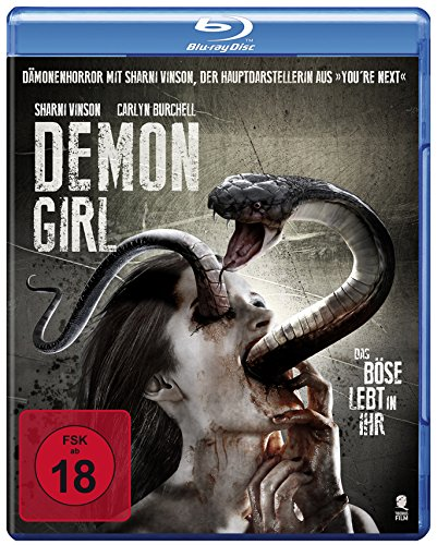 Demon Girl [Blu-ray]