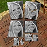 GWYNETH PALTROW - Original Art Print (A4 - Signed by the Artist) #js007